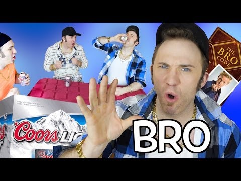 how to be a bro